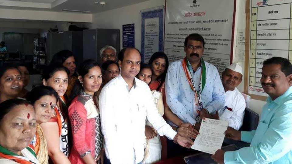 farmer strike marathi news maharashtra news pimpri news