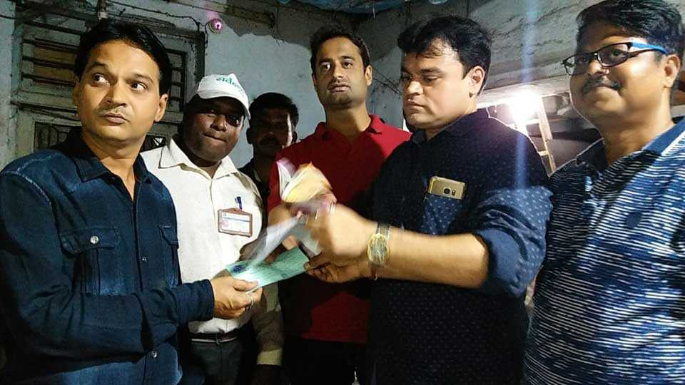 Penalty action of 1 million 10 years for 21 merchants in Ulhasnagar