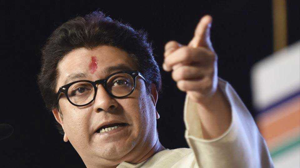 MNS agitated movement from the potholes in Mumbai