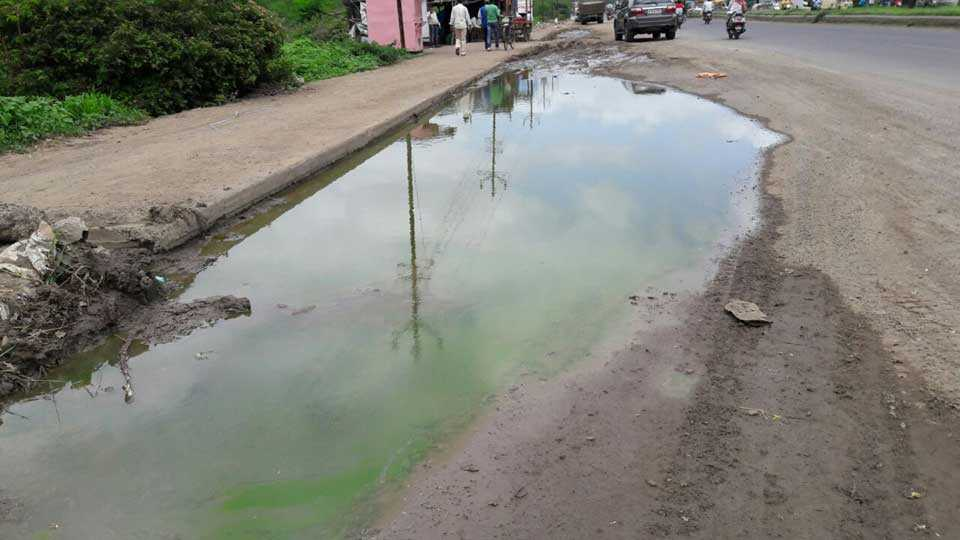 Wari will face bad road