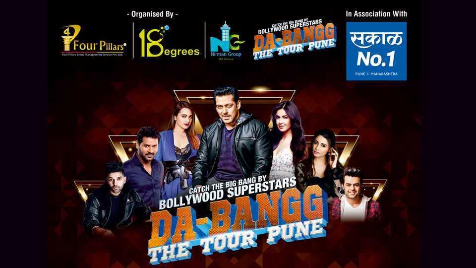 Salman Khan Dabangg tour