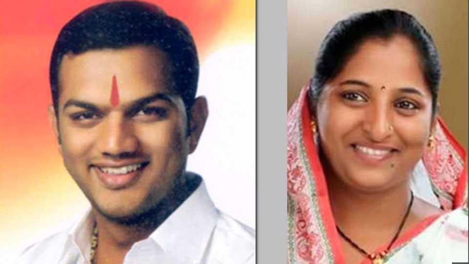 BJPs Sangita Khot new mayor of Sangli