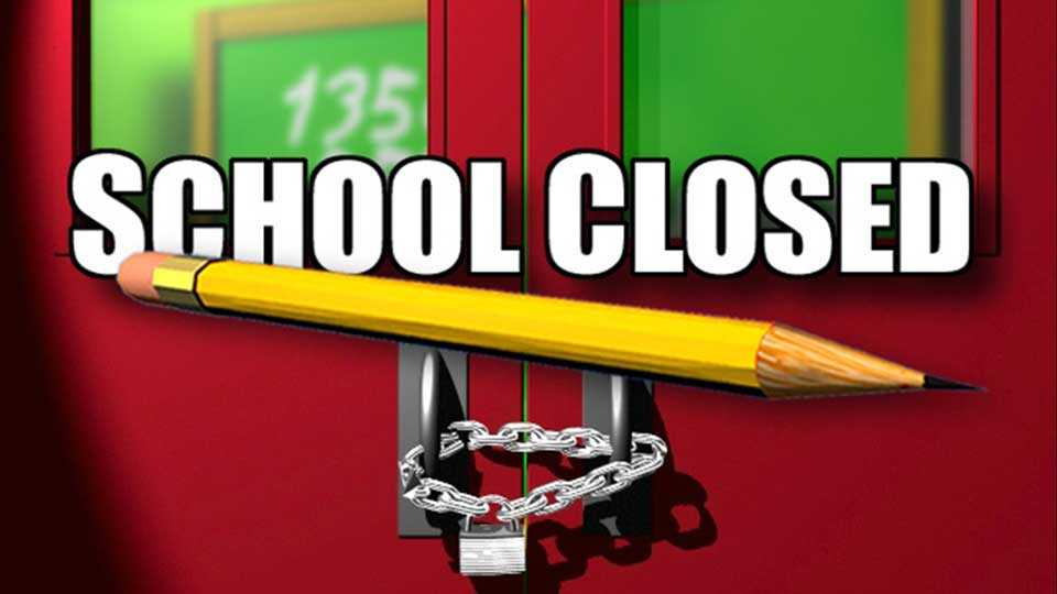 Schools will remain closed on saturday