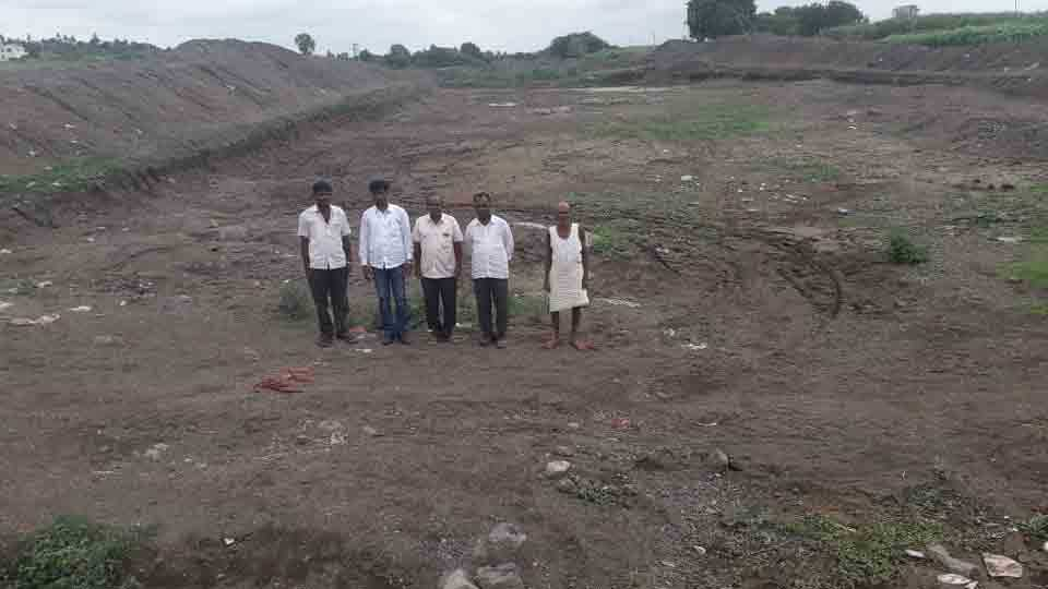 Water conservation works will be done at Siddheshwar Nimbodi
