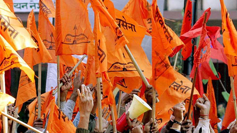 Shiv Sena even though there was no permission in Aurangabad for Agitation