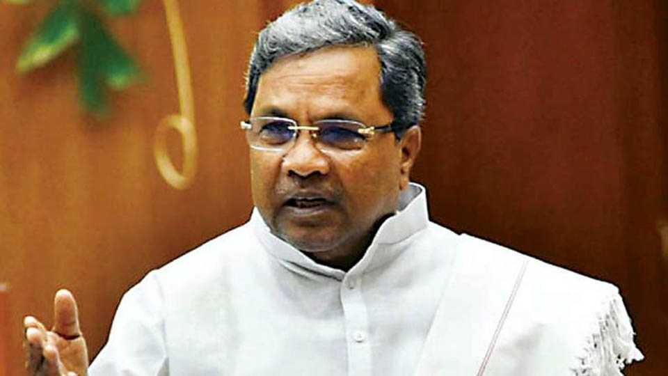 Siddaramaiah sends Rs 100 cr defamation notice to PM Modi Amit Shah
