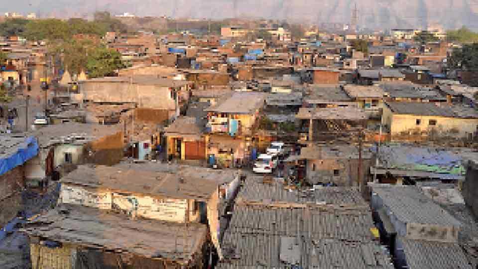new mumbai slum
