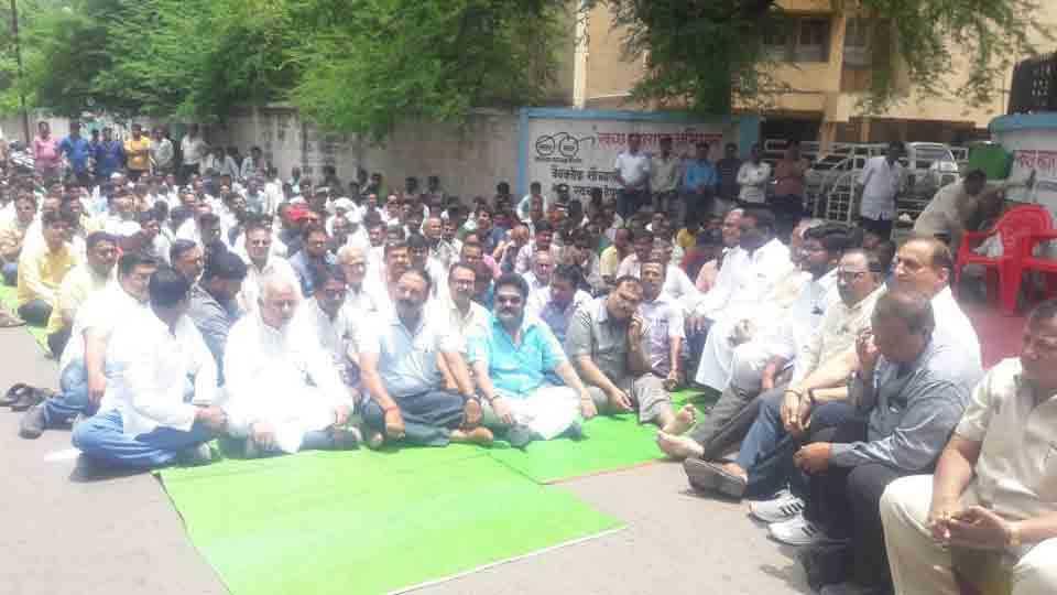 Call of traders for Solapur Bandi