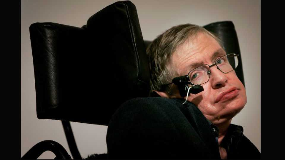 International News Notable quotations of Stephen Hawking