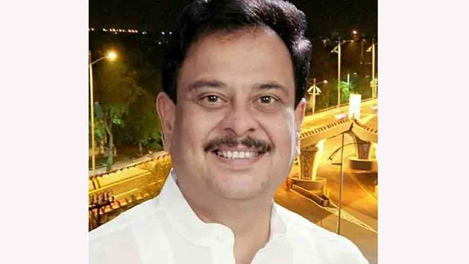 This hall has been hijacked by some members said Sunil Deshmukh