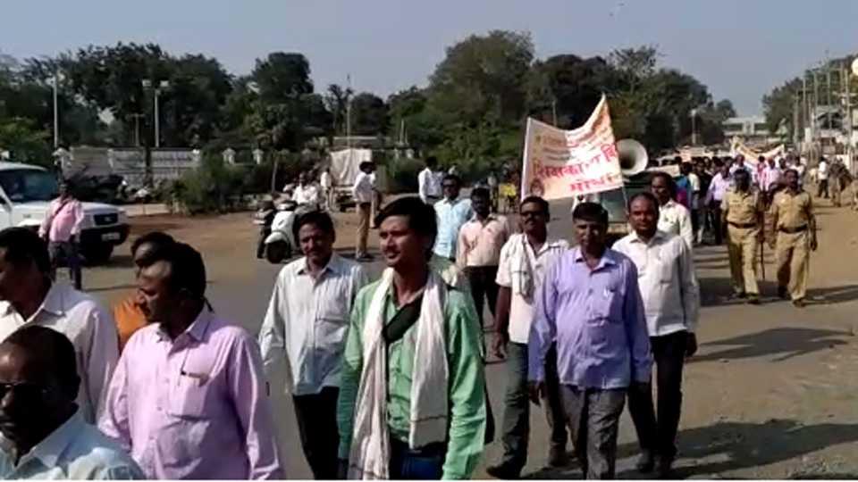 teachers agitation