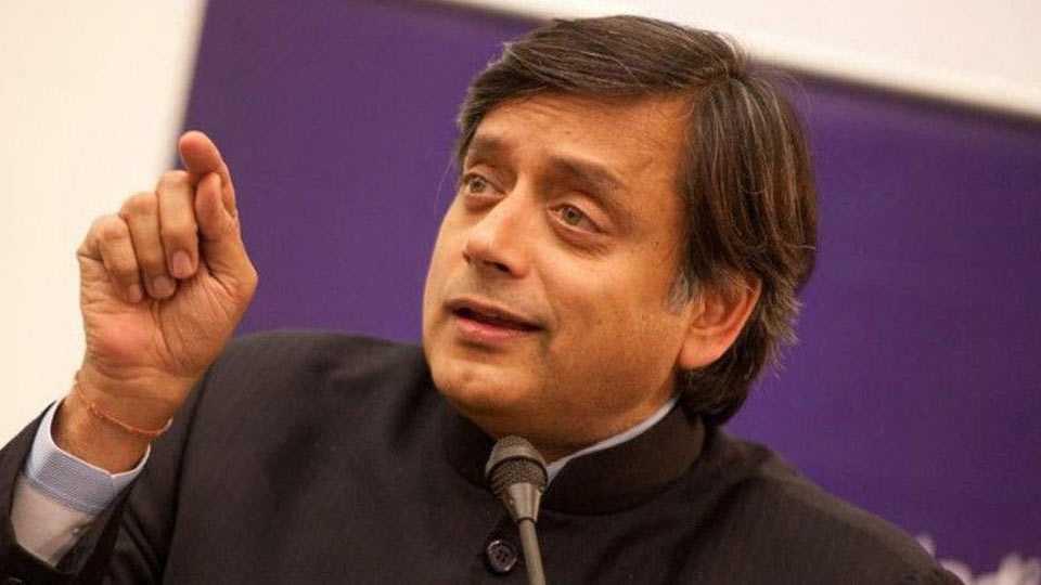 Congress's Shashi Tharoor To Face Trial In Wife Sunanda Pushkar's Death