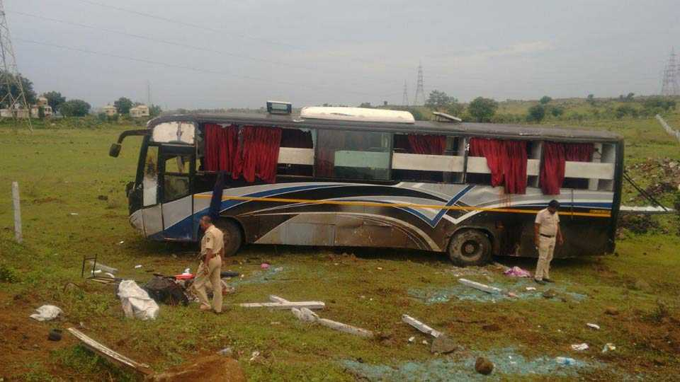 accident on aurangabad-jalna road