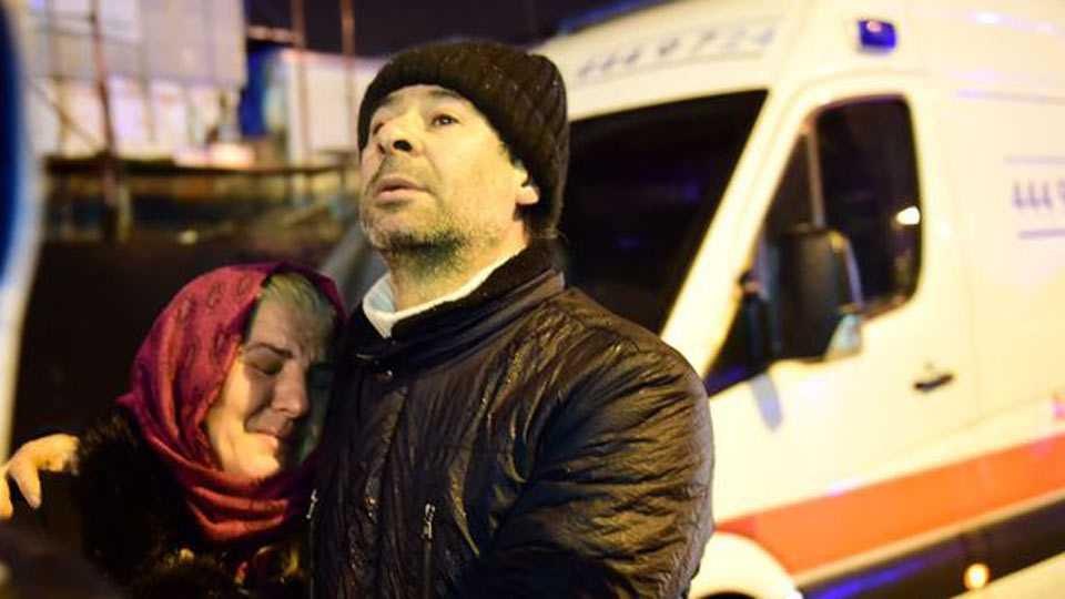 Gunman Kills at Least 35 People in Istanbul Nightclub Attack