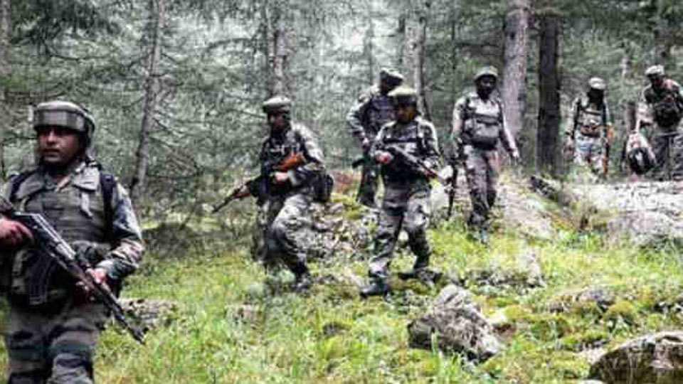 three terrorists killed one jawan lost his life three jawan injured in nagaland