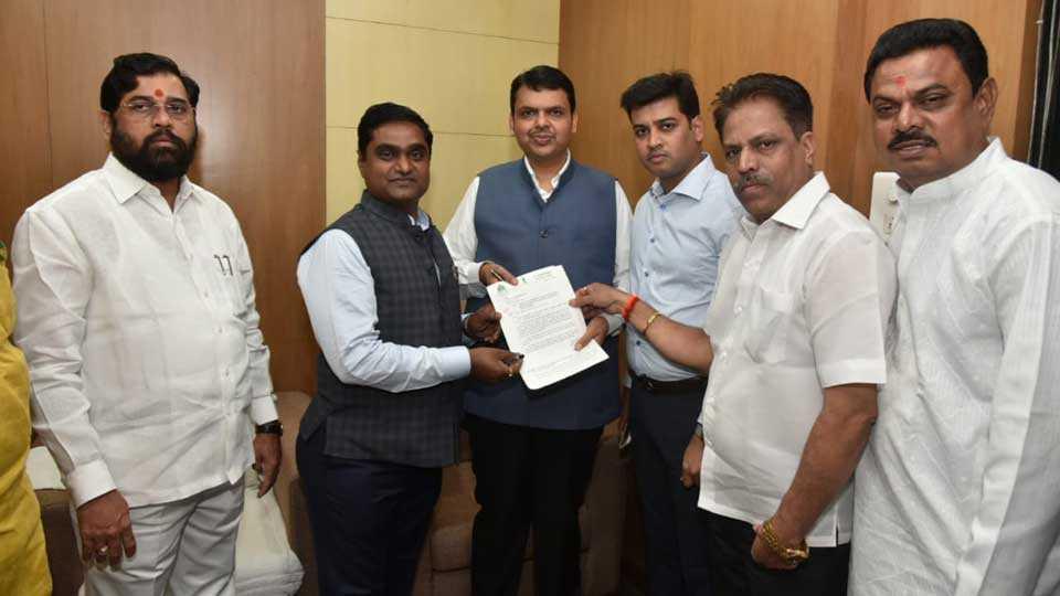 Transfer the Shahad water purification center to Ulhasnagar Municipal Corporation