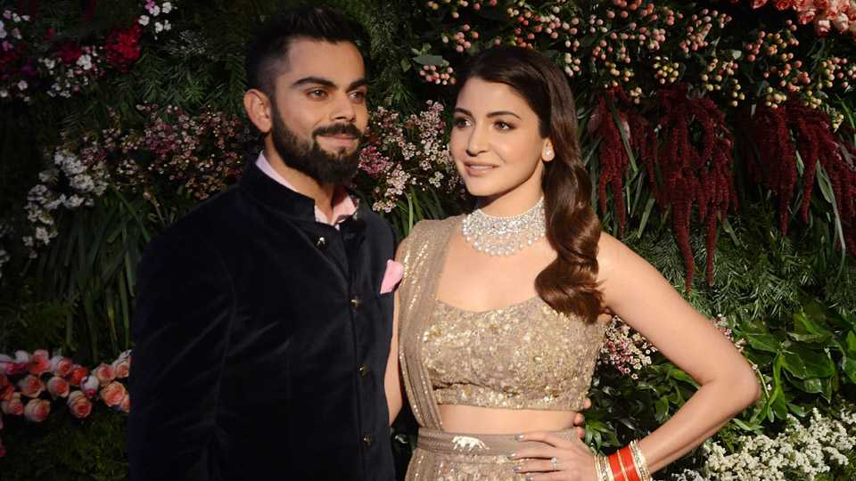 Marathi News Virat Kohli Anushka Sharma Second Wedding Reception Mumbai