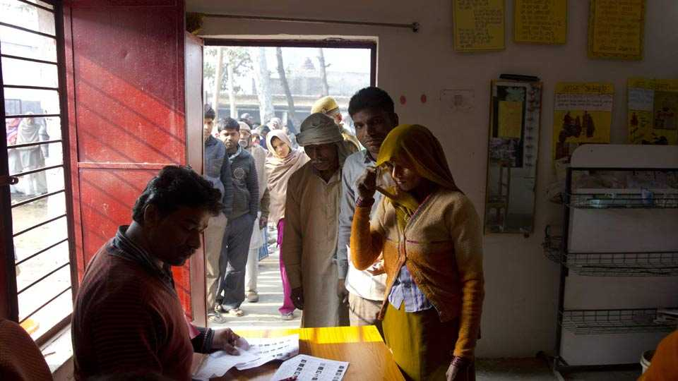 Polling on for third phase of Uttar Pradesh Assembly elections