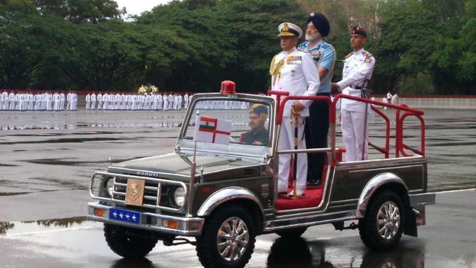 Pune breaking news pune news NDA news nda passing parade Sunil Lamba