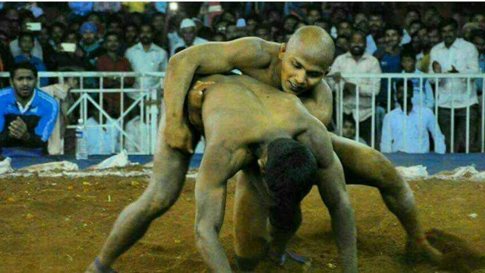 Manik karande maharashtra champion