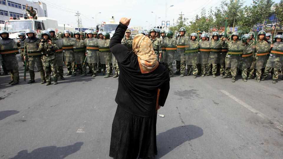 ughur muslims in china