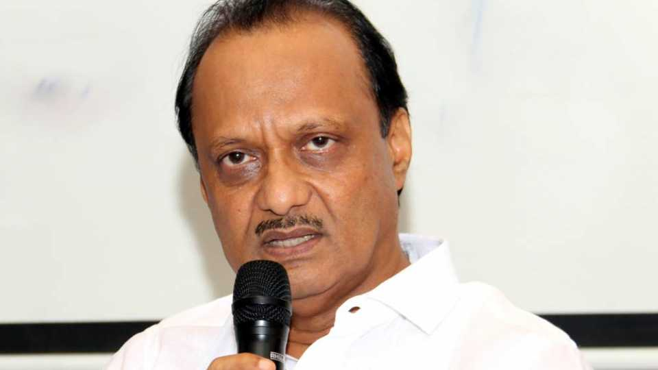 File photo of Ajit Pawar