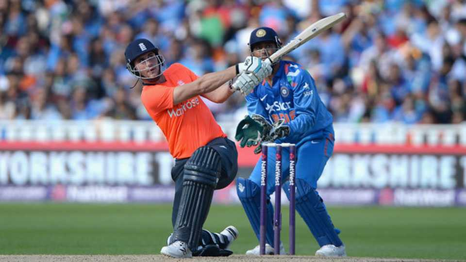 England won the 2nd T20 match