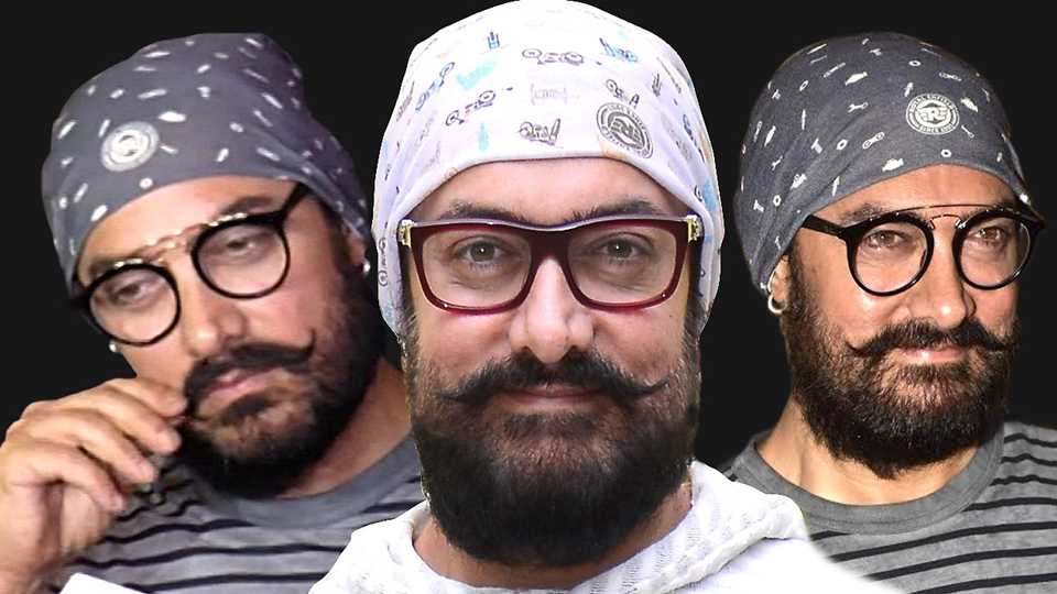 Aamir's painful changes