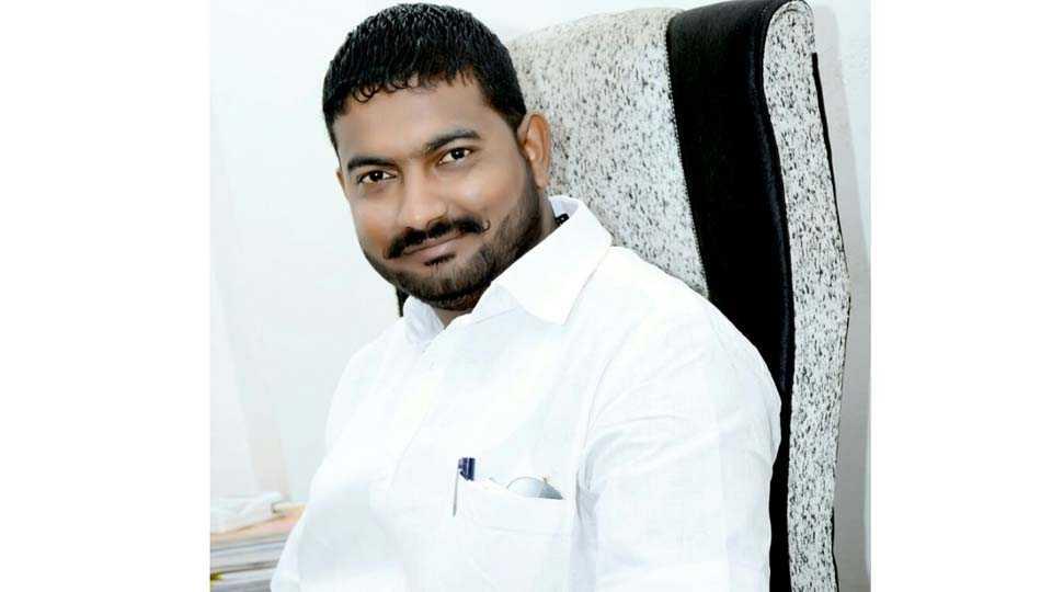 Aniket Kadam Selected as a coordinator of Maharashtra state congress