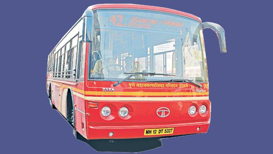 Bus-Pune