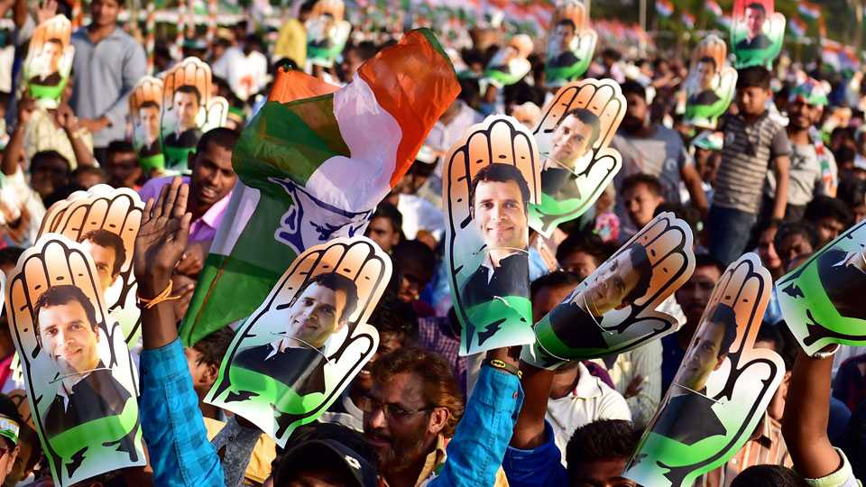 Congress Supporters