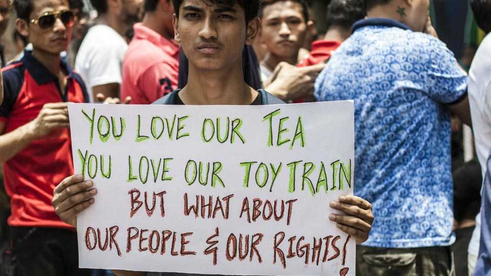 Gorkha Unrest
