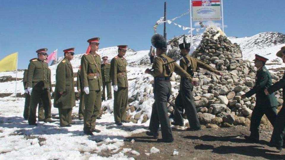 After Doklam China TIbet war training