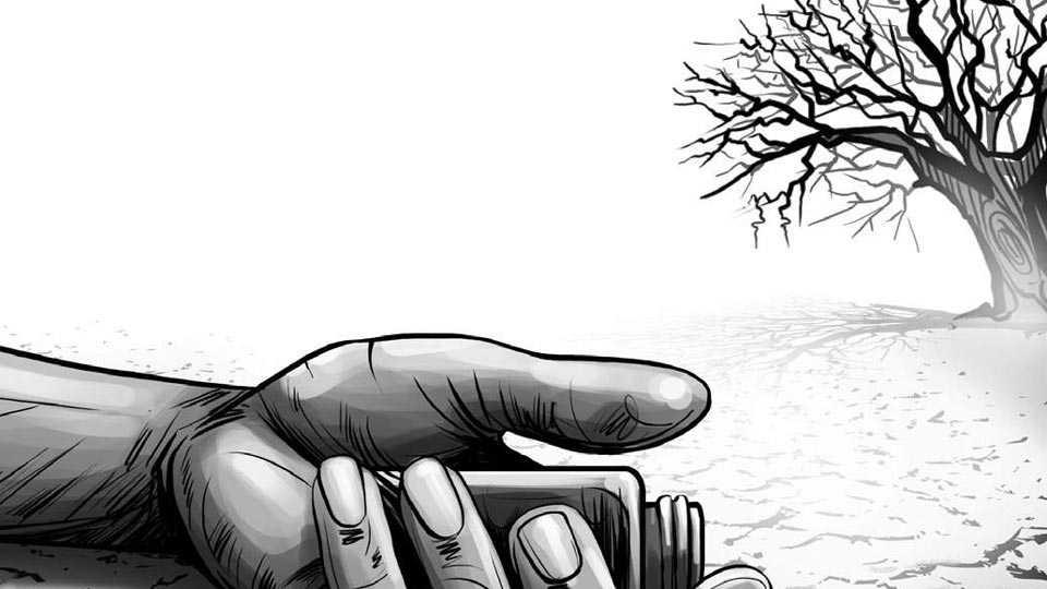 Farmer suicides