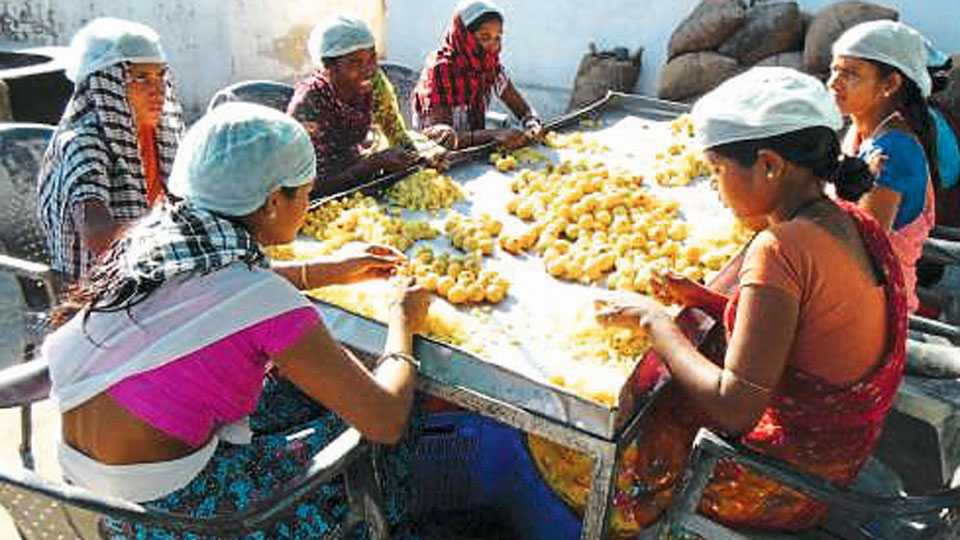 Fruits Vegetable Processing Industry