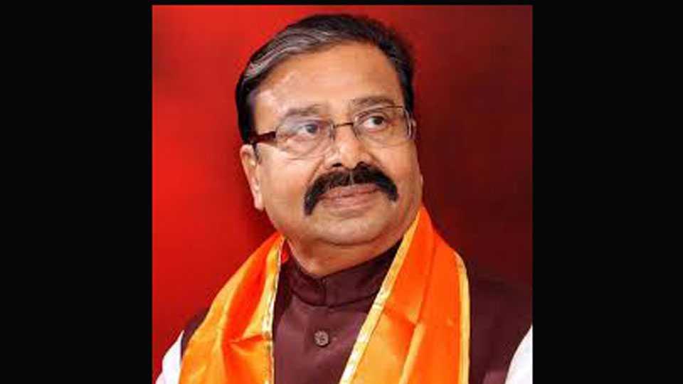 Shivsena Gajanan Kirtikar Criticizes BJP