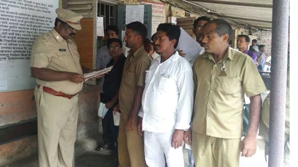 marathi news kalyan news rikshaw permission auto rikshaw permission
