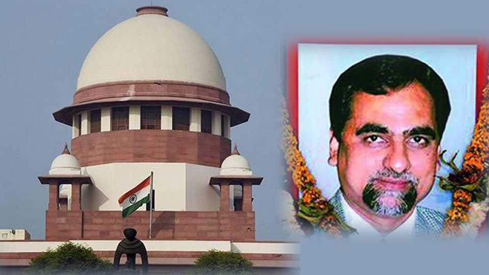 marathi news Supreme court transferred to itself two petitions in loya case