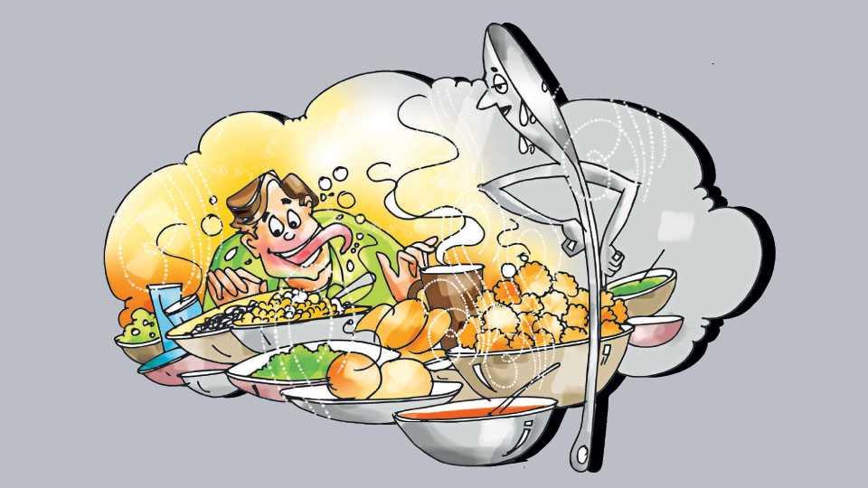 Article in Saptaranga by Madhav Gokhale