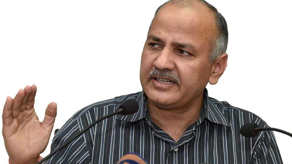 Manish Sisodiya