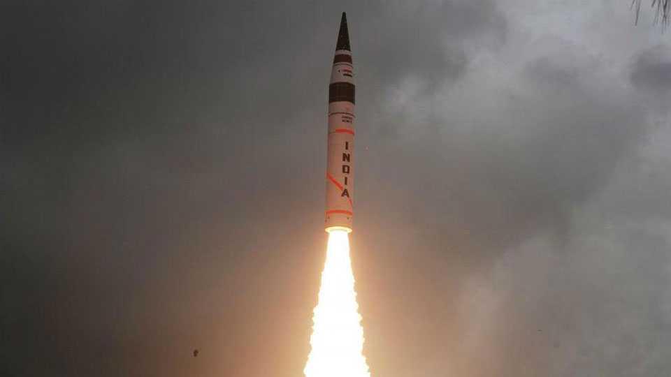 Missile_Prithvi_2