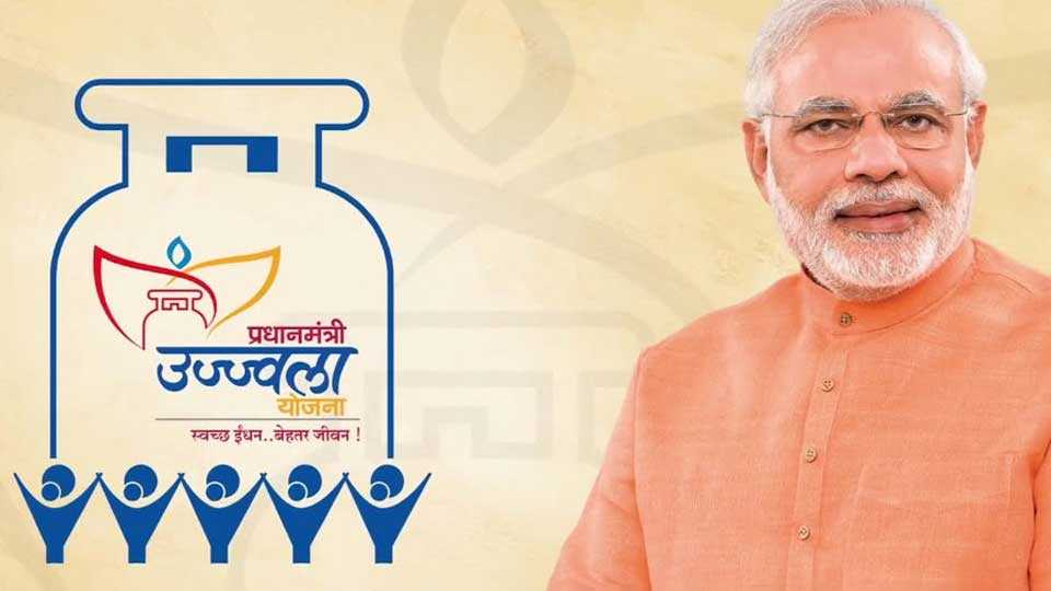 More than 37 thousand gas connection from Ujjawala Yojana