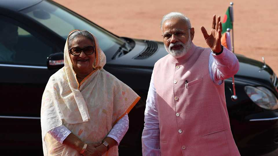 India announces $4.5bn line of credit to Bangladesh, 22 pacts signed
