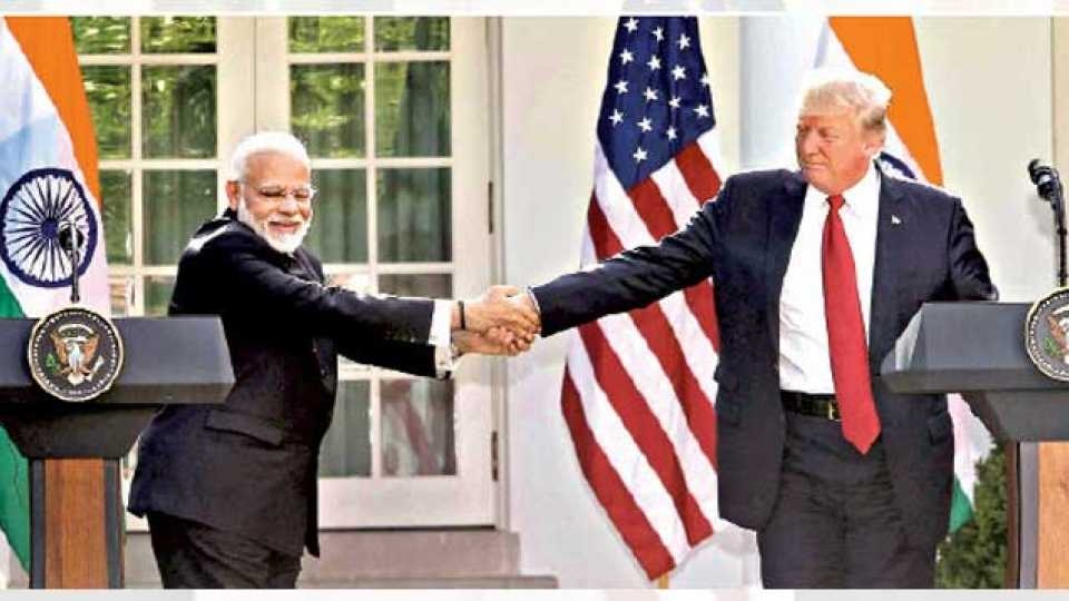 article regarding usa-india partnership