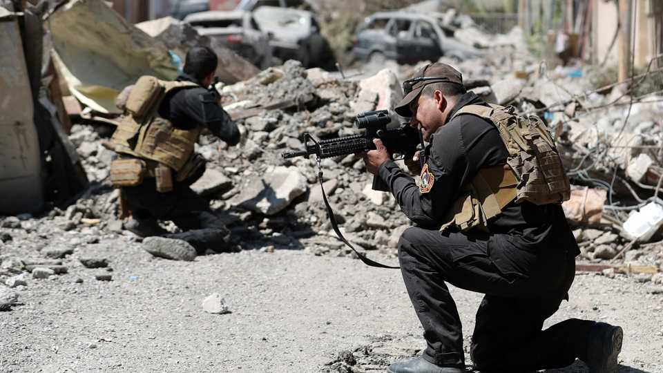 Mosul Iraq ISIS