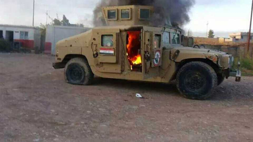 Mosul Terrorism