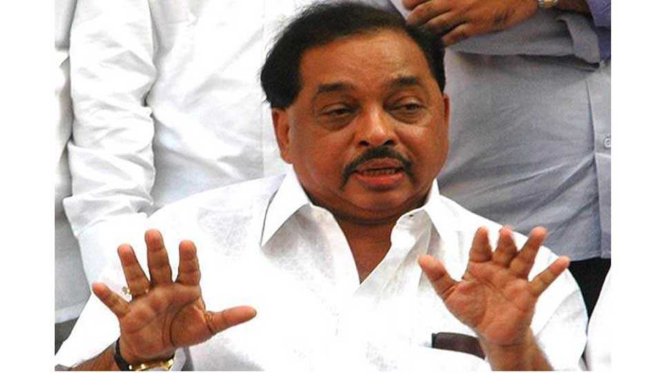 #MarahtaKrantiMorcha Government is responsible for the violent turn of the movement - Rane