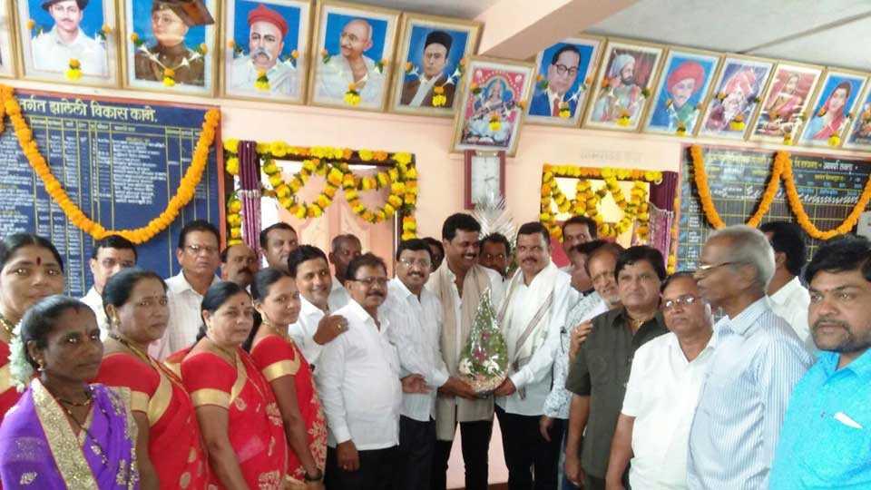 Shekhap top in Gram Panchayat elections in Sudhagad taluka