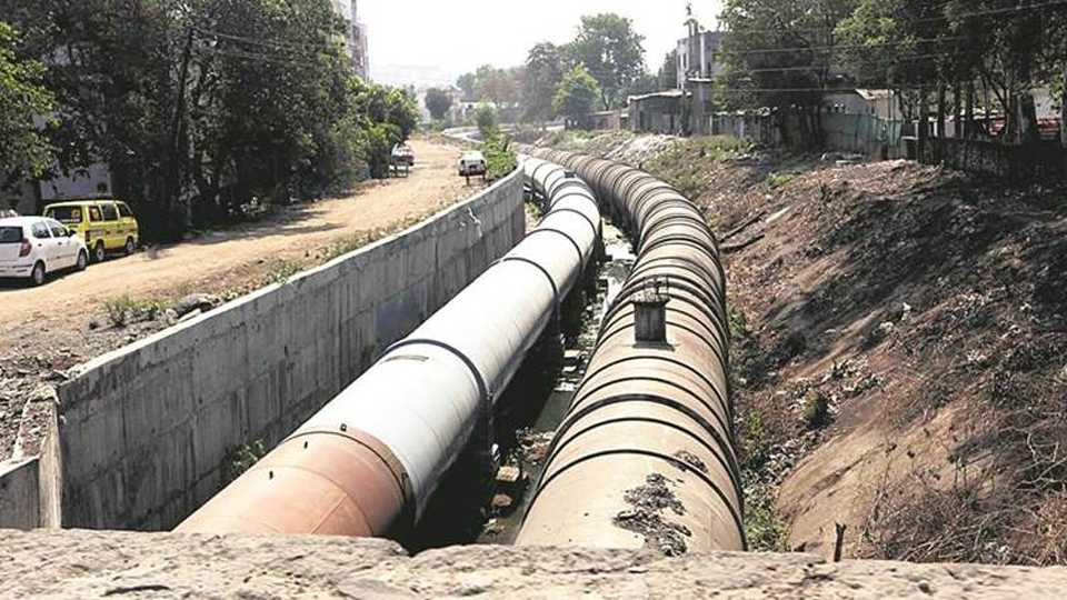 Karhad Water Pipelines