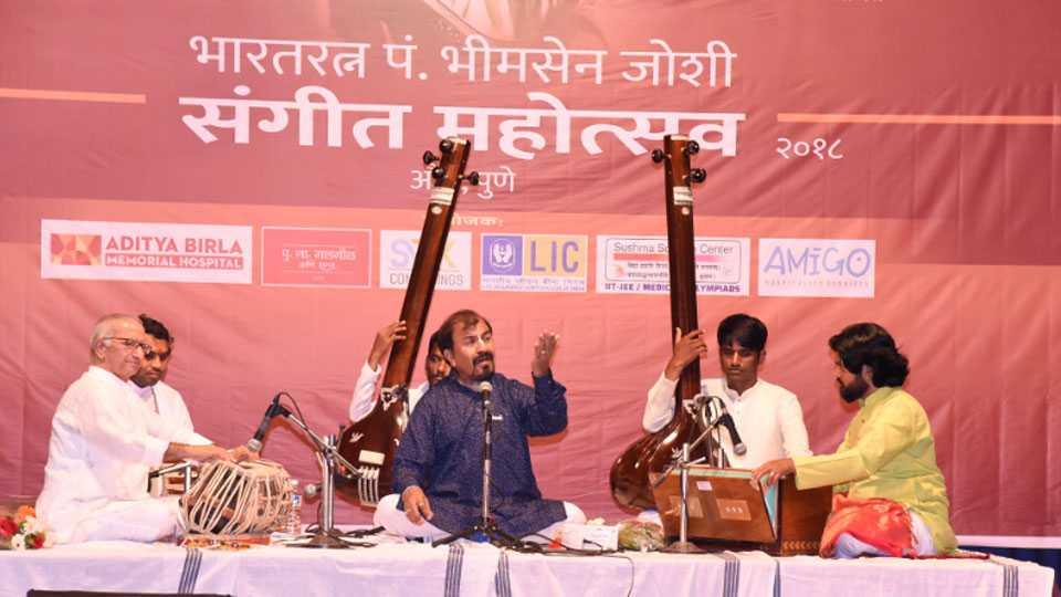 Pt  Bhimsen Joshi Festival